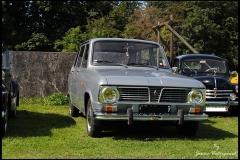 Renault-veteranernes årstræf 2012
