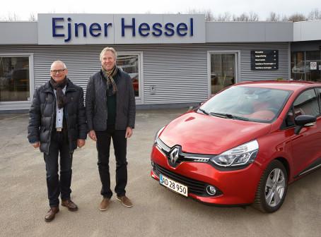 Bendtsen Biler er fra 1. marts ikke længere autoriseret Renault forhandler i Silkeborg. Det bliver derimod Ejner Hessel, der har haft Mercedes forhandling i Silkeborg de sidste 20 år.