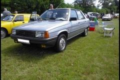 Club Renault Danois. Årstræf på Langeland